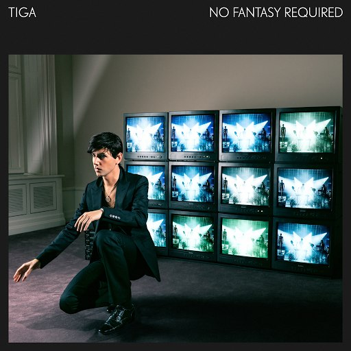 Tiga альбом No Fantasy Required