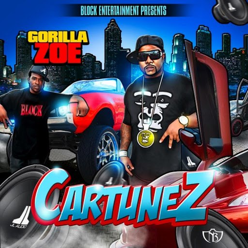 Gorilla Zoe альбом Cartunez