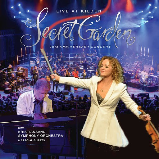 Secret Garden альбом Live at Kilden: 20th Anniversary Concert (Live)