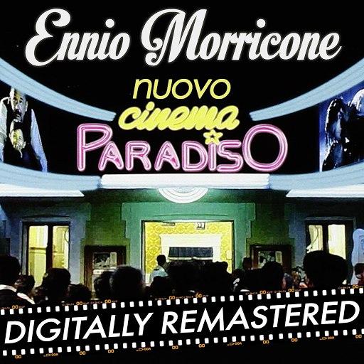 Ennio Morricone альбом Nuovo Cinema Paradiso