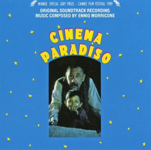 Ennio Morricone альбом Cinema Paradiso: Original Soundtrack