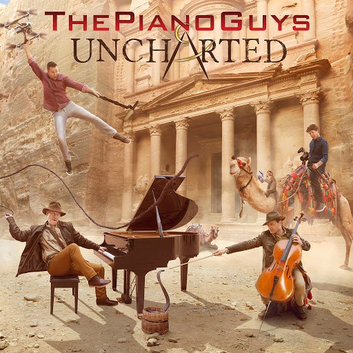 The Piano Guys альбом Uncharted