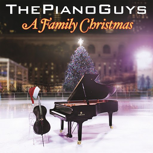 The Piano Guys альбом A Family Christmas (Google Play Version)