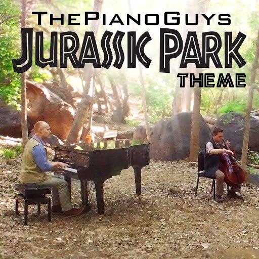 The Piano Guys альбом Jurassic Park Theme