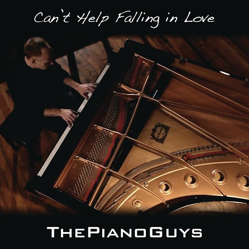 The Piano Guys альбом Can't Help Falling in Love