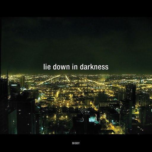 Moby альбом Lie Down In Darkness