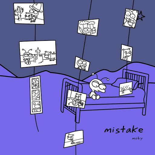 Moby альбом Mistake (Remixes)