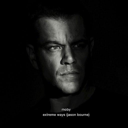 Moby альбом Extreme Ways (Jason Bourne)