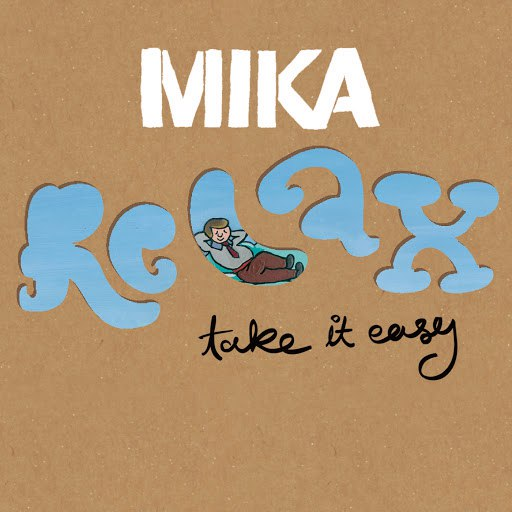 Mika альбом Relax, Take It Easy (Live at TBA)