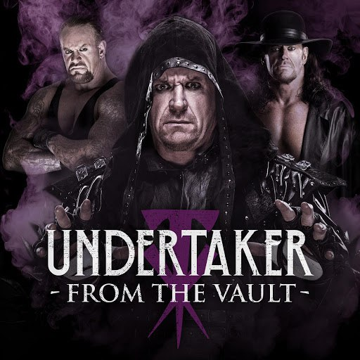 WWE альбом WWE: Undertaker - From the Vault