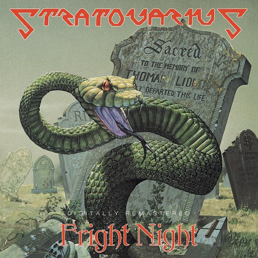 Stratovarius альбом Fright Night