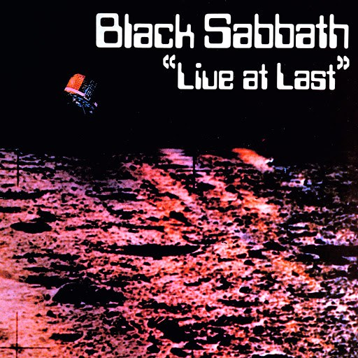 Black Sabbath альбом Live At Last (Remastered)