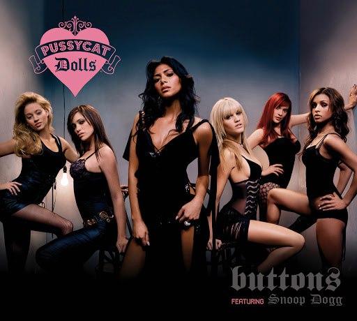 The Pussycat Dolls альбом Buttons (International Version)