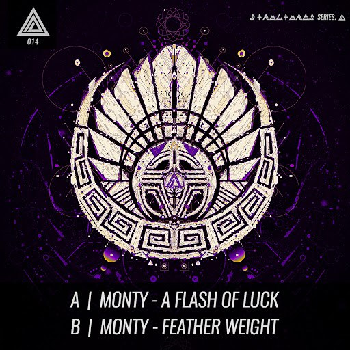 Monty альбом A Flash of Luck / Feather Weight