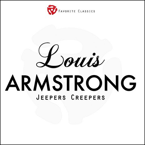 Louis Armstrong альбом Jeepers Creepers