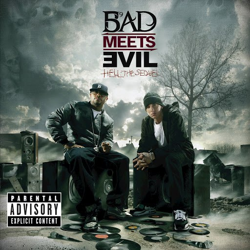 Bad Meets Evil album Hell: The Sequel