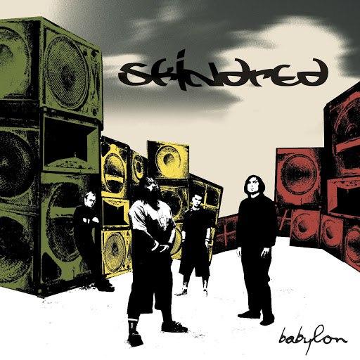 Skindred альбом Babylon (U.S. Version)