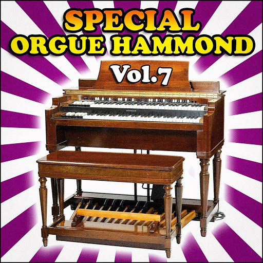 Erika альбом Orgue Hammond, Vol. 7