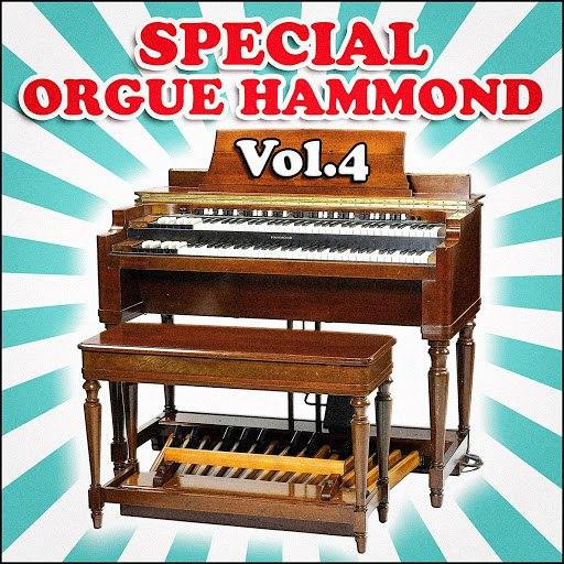 Erika альбом Orgue Hammond, Vol. 4