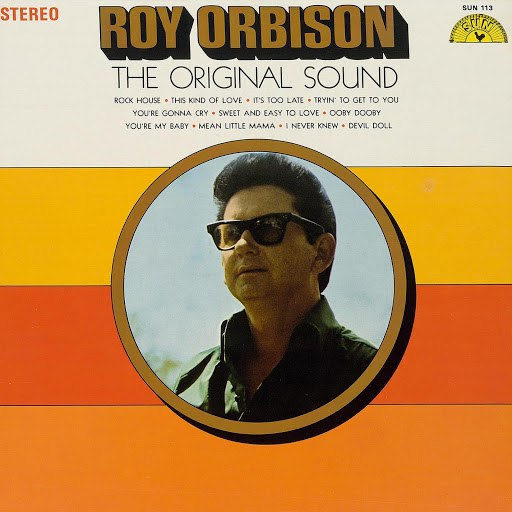 Roy Orbison альбом The Original Sound