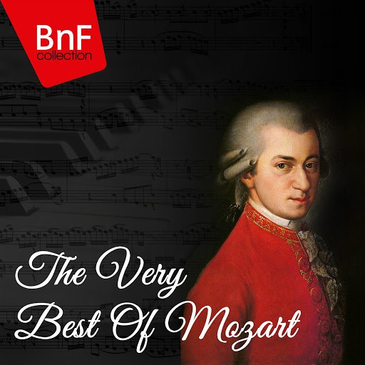 Wolfgang Amadeus Mozart альбом The Very Best of Mozart