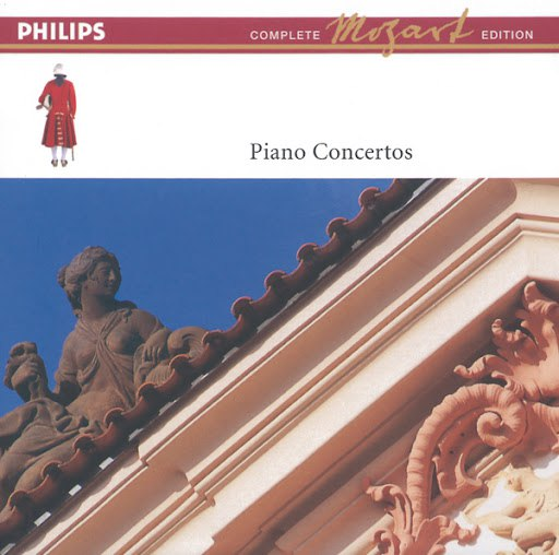 Wolfgang Amadeus Mozart альбом Mozart: Complete Edition Box 4: The Piano Concertos