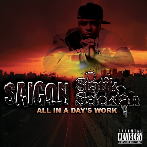 Saigon альбом All in a Day's Work