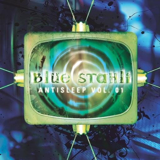 Blue Stahli альбом Antisleep Vol. 01