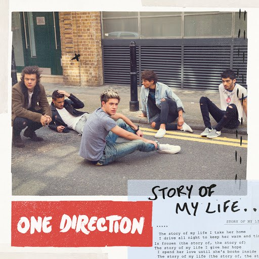 One Direction альбом Story of My Life
