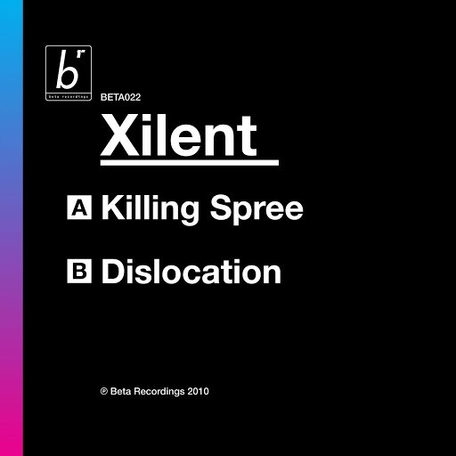 Xilent альбом Killing Spree / Dislocation