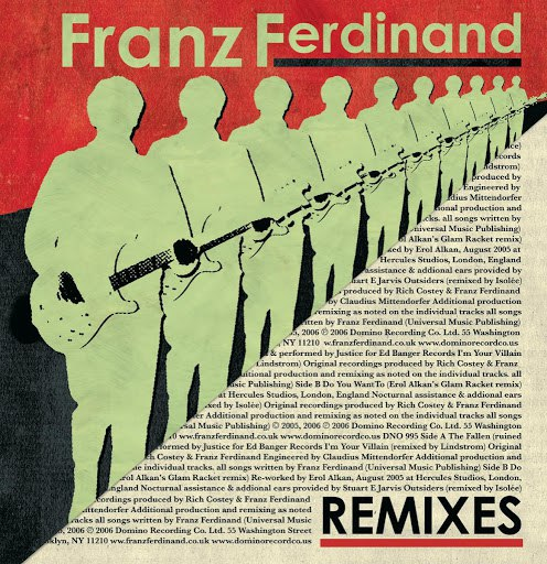 Franz Ferdinand альбом Remixes