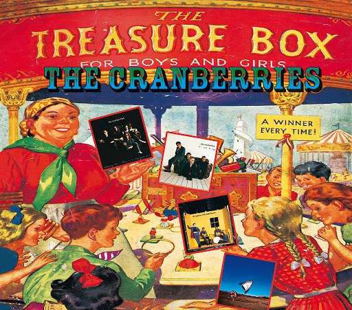 The Cranberries альбом Treasure Box