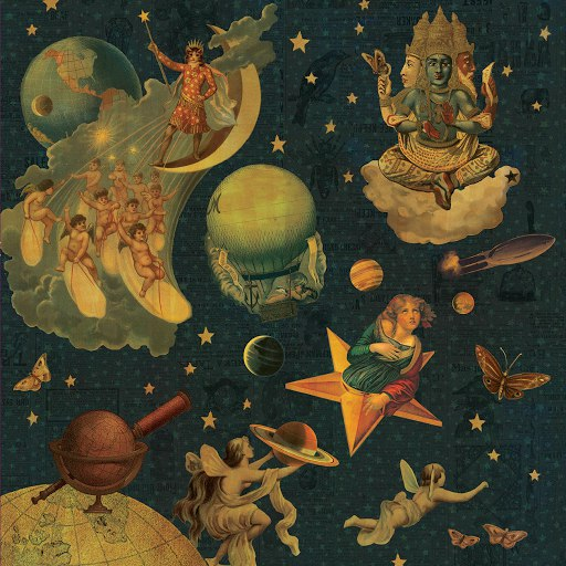 The Smashing Pumpkins альбом Mellon Collie and the Infinite Sadness (Deluxe Edition)
