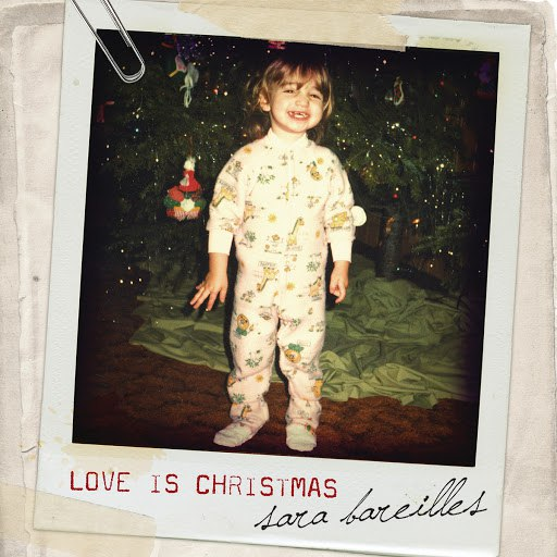 Sara Bareilles альбом Love Is Christmas