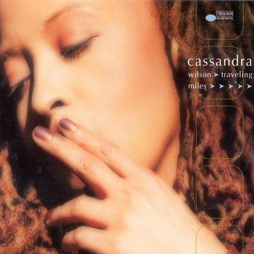 Cassandra Wilson альбом Traveling Miles