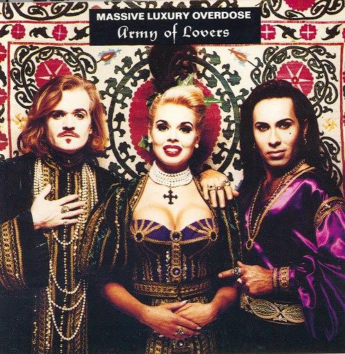 Army Of Lovers альбом Massive Luxury Overdose (US Edition)