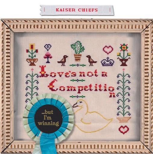 Kaiser Chiefs альбом Love's Not A Competition (But I'm Winning) (Intl 2 track CD)