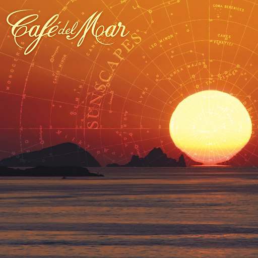 Café Del Mar альбом Café del Mar SunScapes