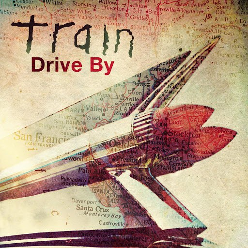 Train альбом Drive By
