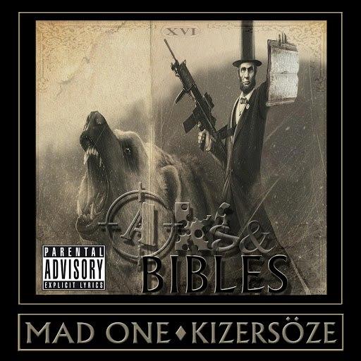 Mad One альбом AK's & Bibles