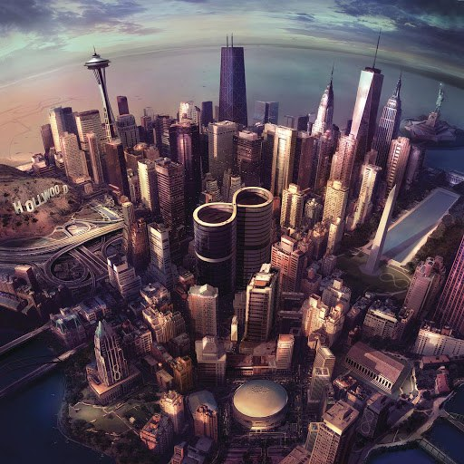 Foo Fighters альбом Something From Nothing