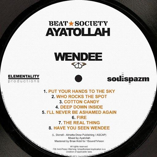 Ayatollah альбом Wendee