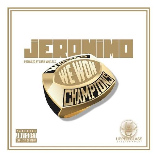 Jeronimo альбом We Won