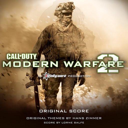 Hans Zimmer альбом Call of Duty: Modern Warfare 2