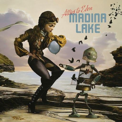 Madina Lake альбом Attics To Eden