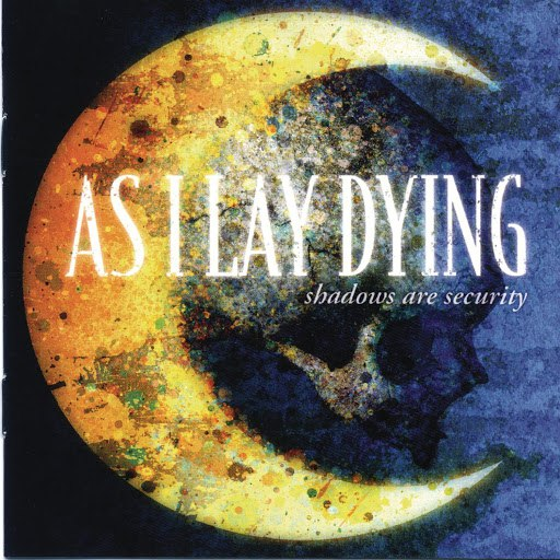 As I Lay Dying альбом Shadows Are Security