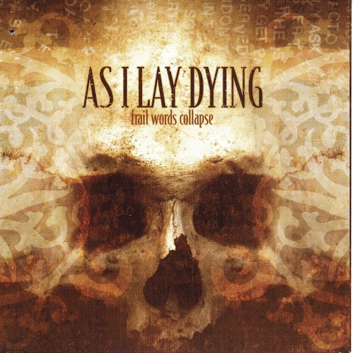 As I Lay Dying альбом Frail Words Collapse