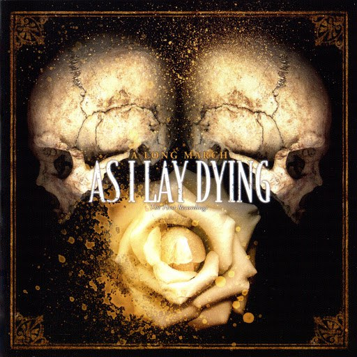 As I Lay Dying альбом A Long March: The First Recordings