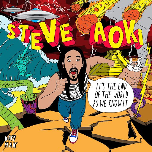 Steve Aoki альбом It's The End Of The World As We Know It EP