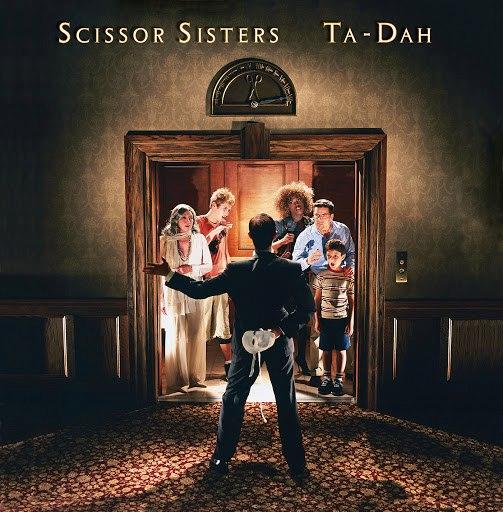 Scissor Sisters альбом Ta Dah (EU CD)